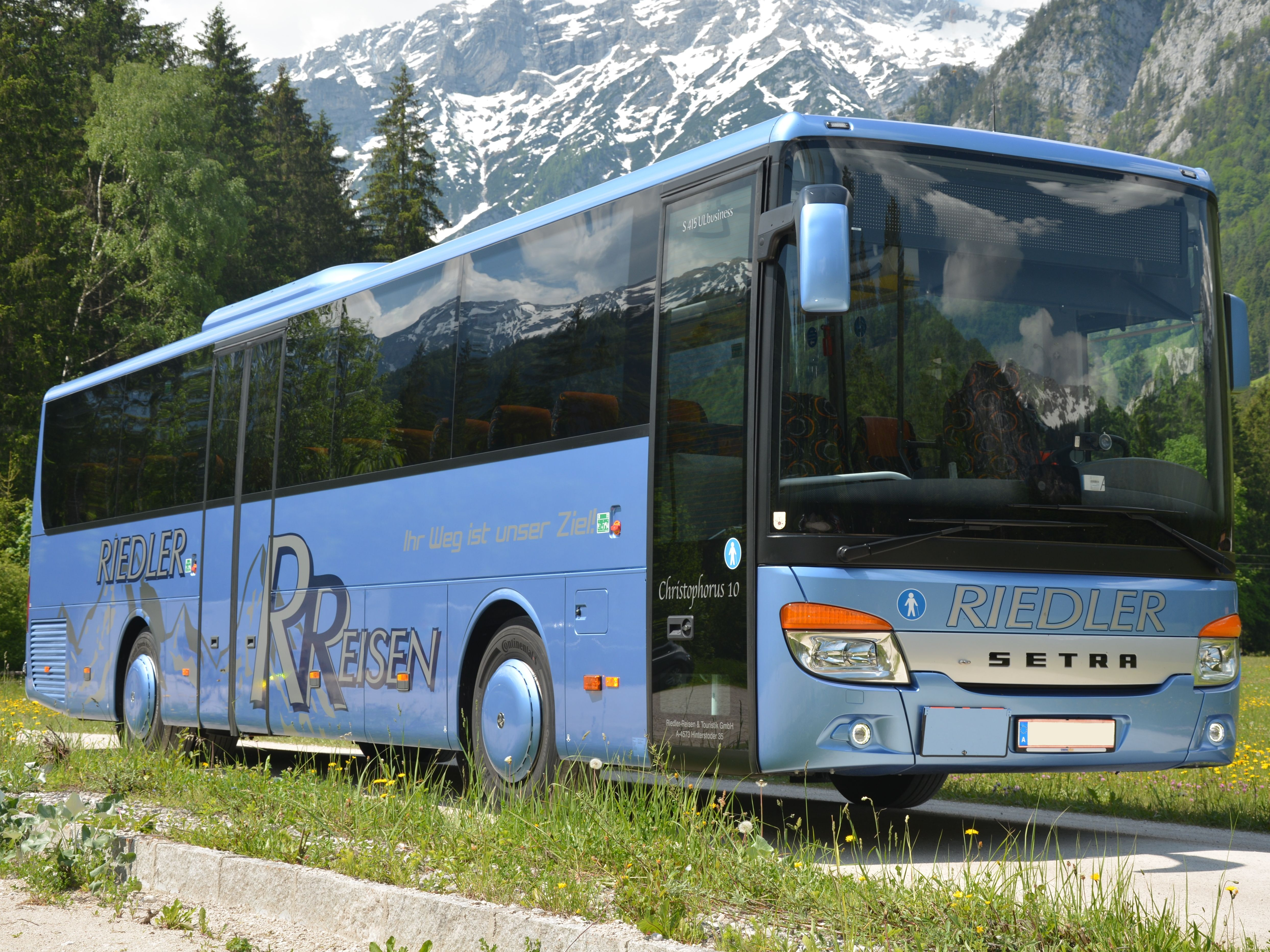 50-Sitzer | Setra S415 UL Business